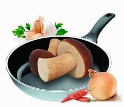 Рецепты приготовления грибов..
